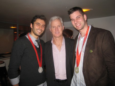 Actor John Slattery from the Show Madmen