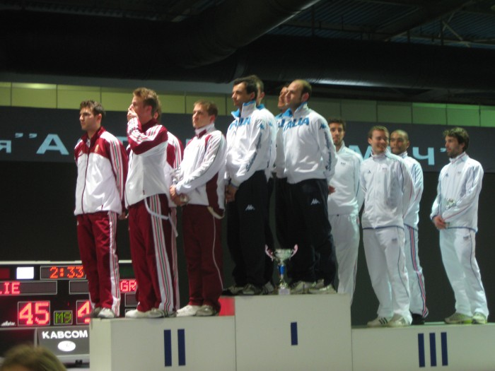 Plovdiv Bulgaria Team Final