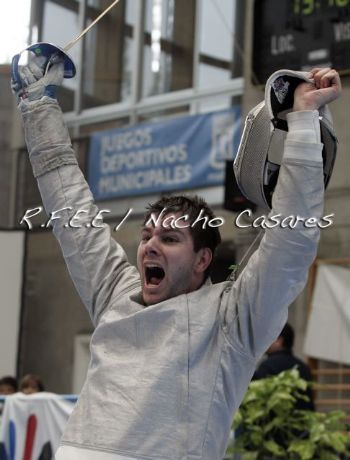 Victory Scream! (Advancing to the Top-4)