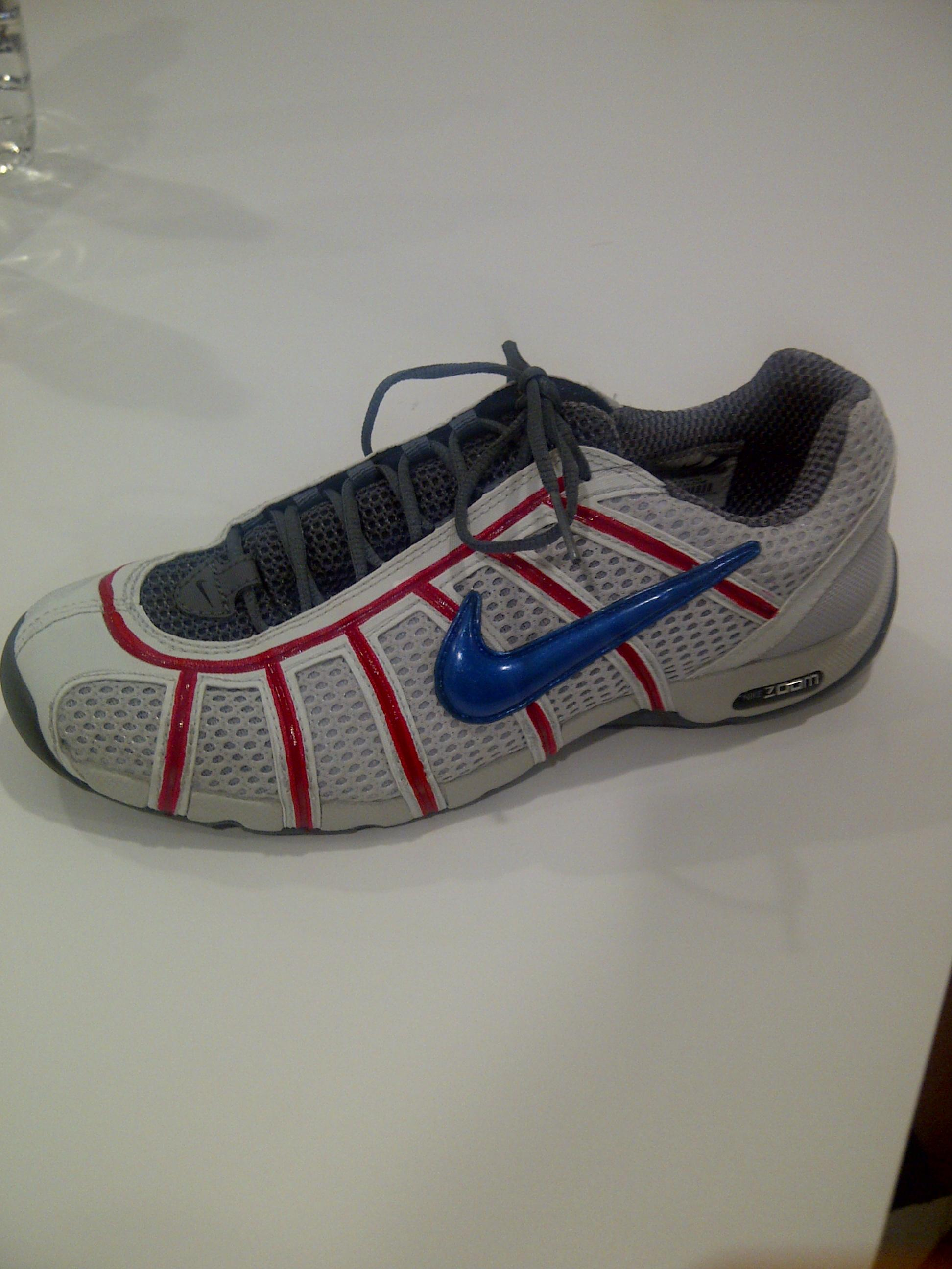 New Limited Edition Nike Fencing Shoes! Check them out…  e045e0455